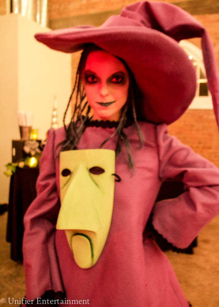 Shock Costume