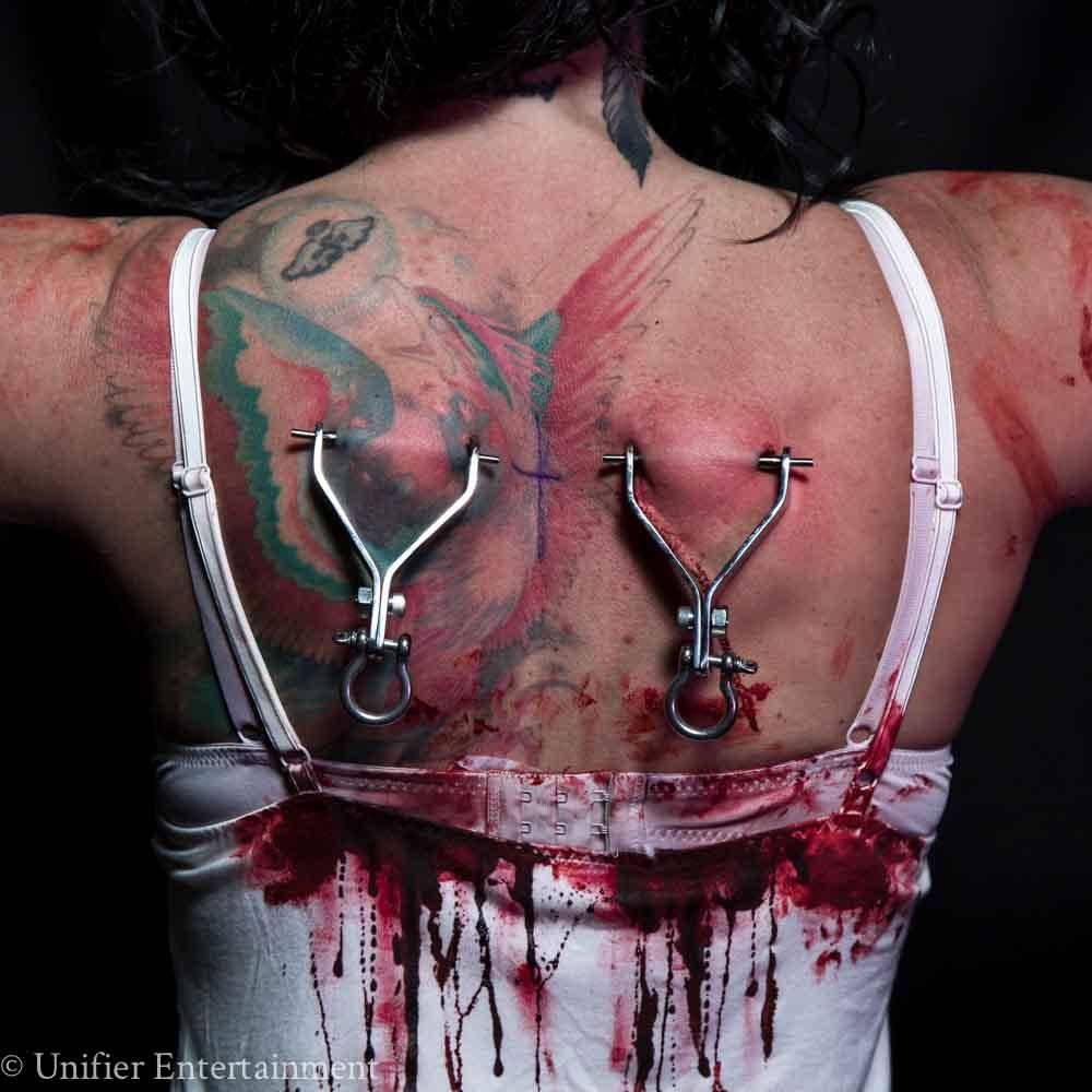 Suspension Fake Blood Act