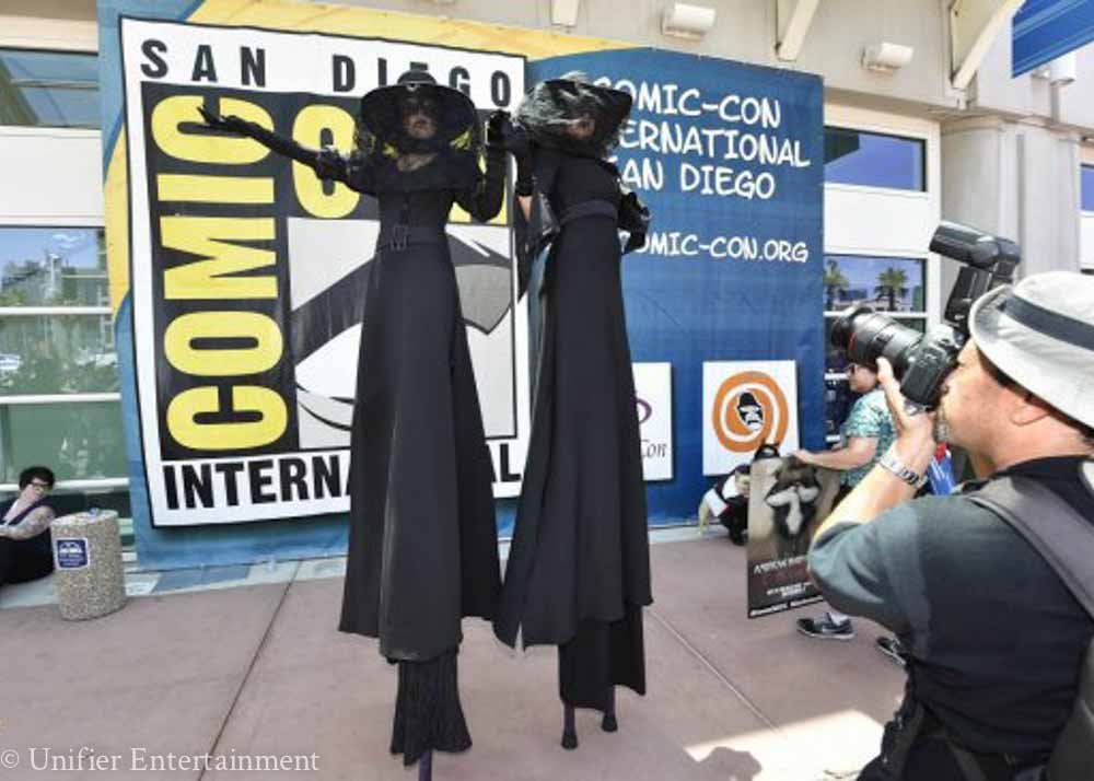 Witches Comic Con