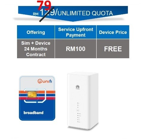 UniFi Air promotion