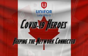 covid network