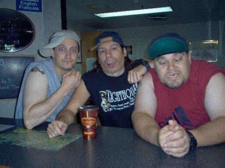 Cletus, Billy Bob, & Wilbur 2