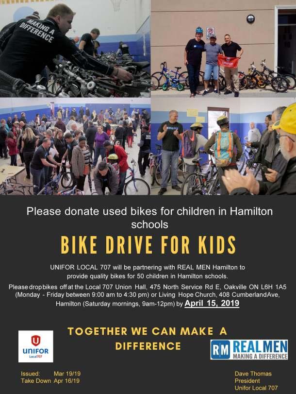 UNIFOR Bike Poster 2019