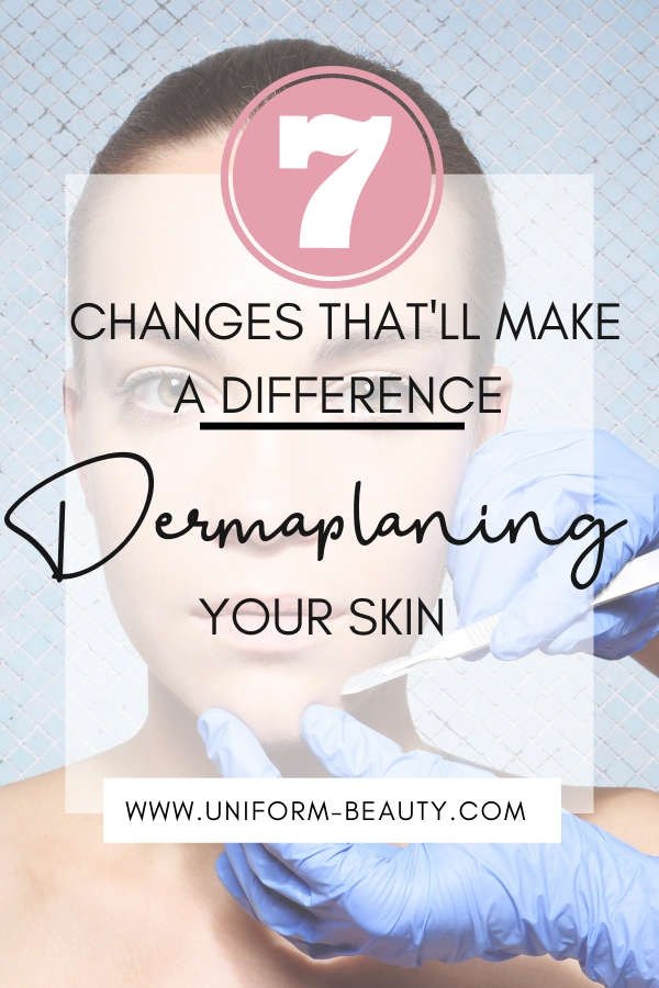 Dermaplaning, beauty, facial, before & after, neck, smooth skin, noninvasive, benefits, estheticians, exfoliate,
