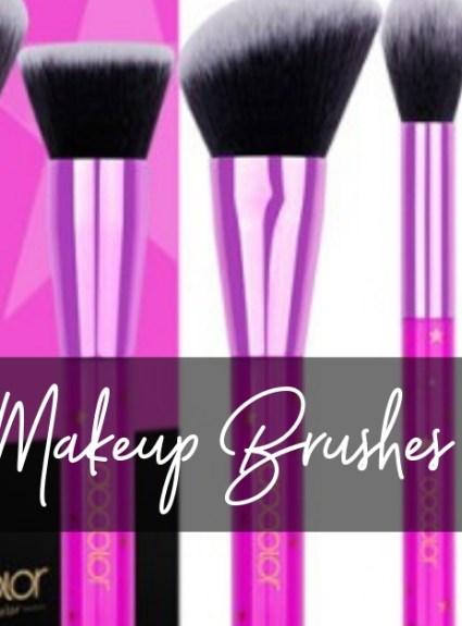12 Cute Makeup Brush Sets Under $20