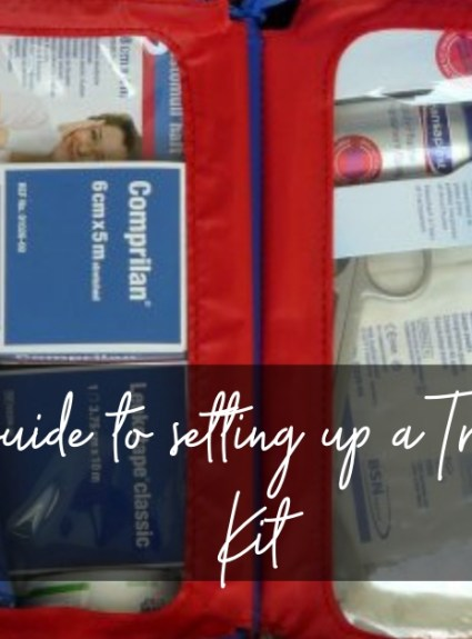 MOM'S GUIDE: HOW TO SET UP A FIRST AID BOX