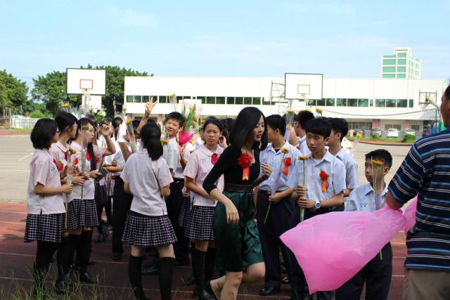 清華高中國中部1