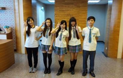 台灣中部各縣市高中職制服總結&最好看的15款制服 (包含附設國中部)