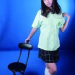 田中高中的可愛女孩
