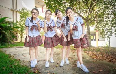 馬來西亞 — 砂拉越州各華文中學制服介紹 Part1 (華文獨立中學)