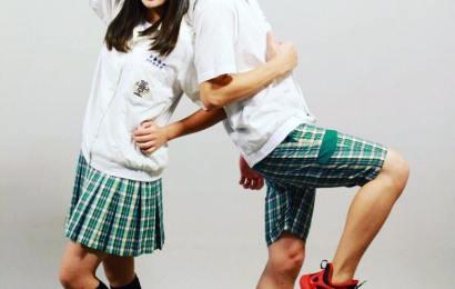 104學年度至善高級中學男女生最新款制服