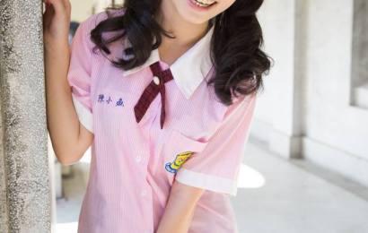 喜歡粉紅的「中道高中」小魚 x 史旺基 國北教、松山文創園區外拍