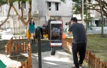 台北中山區周遭與華山外拍制服女孩直播