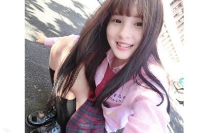 眼睛會說話的興華高中女孩- 俐蓁