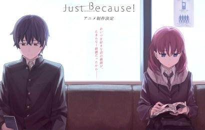 原創動畫《Just Because!》釋出首波預告