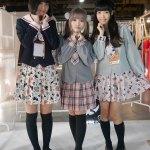 2017 台北魅力展在松菸,歡迎來參觀日本制服品牌 lucypop 的攤位喔!