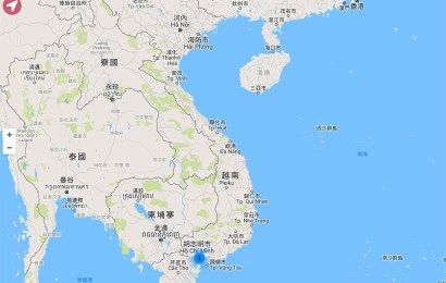 [網站開發] 越南制服地圖上線