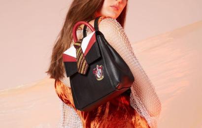 哈利波特迷必看! 四大學院制服背包,有創意又可愛