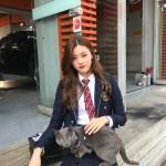 韓國女高中生- 규연