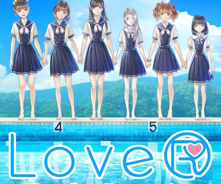 實現天天幫可愛高中女友拍照的戀愛模擬寫真遊戲《LoveR》,繁中版將在 2019 年夏季發售