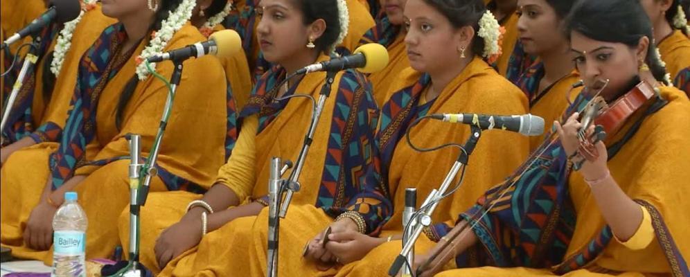 Religious-Group-Wearing-Uniform-Sarees