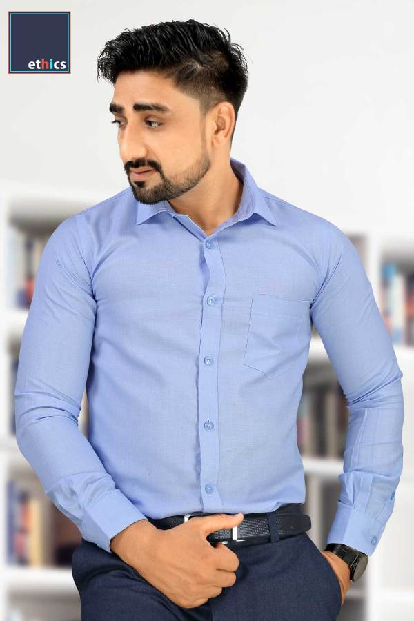 Blue-Stripes-Uniform-Shirts-Formal-Workwear-for-Corporate-Office-BS-85104-N