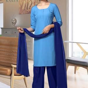 Blue-and-Navy-Blue-Kanya-Salwar-Kameez-for-Housekeeping-Cleaning-Staff-Uniforms-1535