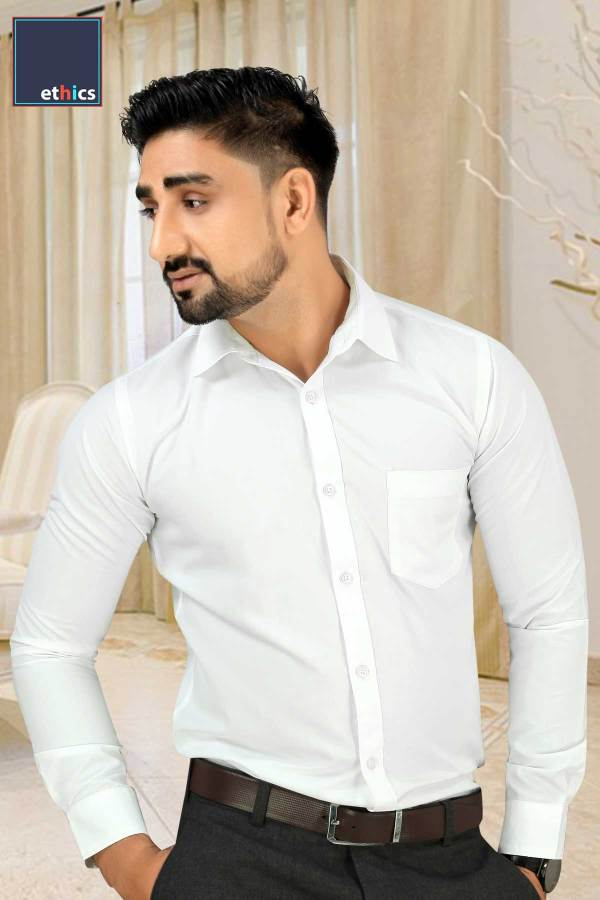 White-Men's-Formal-Readymade-Corporate-Uniform-Shirt-PP-89622
