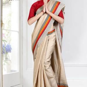 beige-orange-tripura-cotton-uniform-saree-152-15