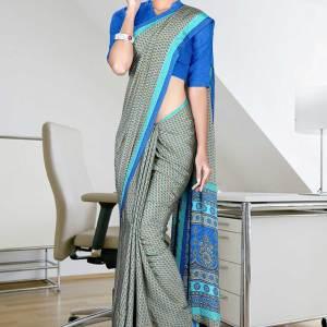 blue-and-green-italian-crepe-uniform-saree-46-15