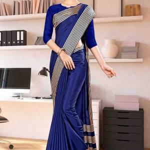 blue-green-premium-italian-crepe-saree-salwar-combo-for-teachers-uniform-sarees-1002