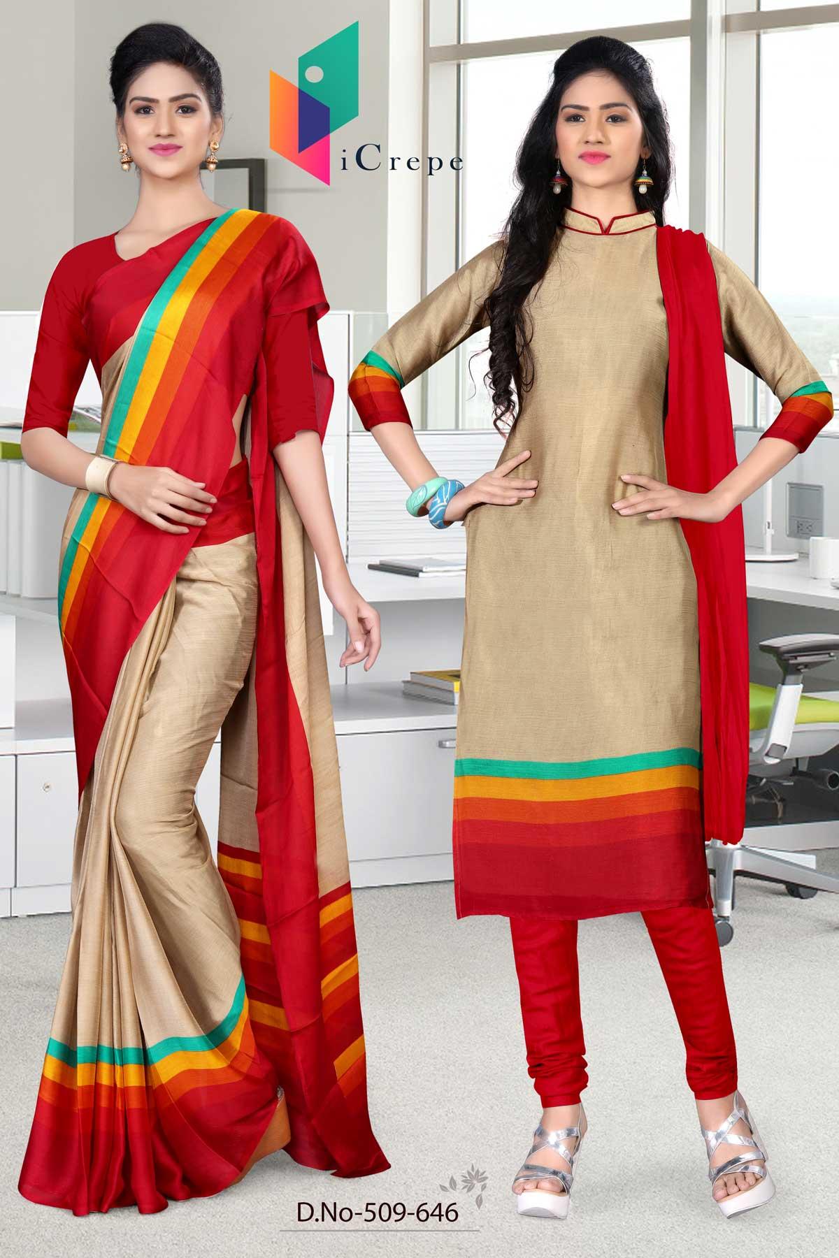 Saree Salwar Combo – 3