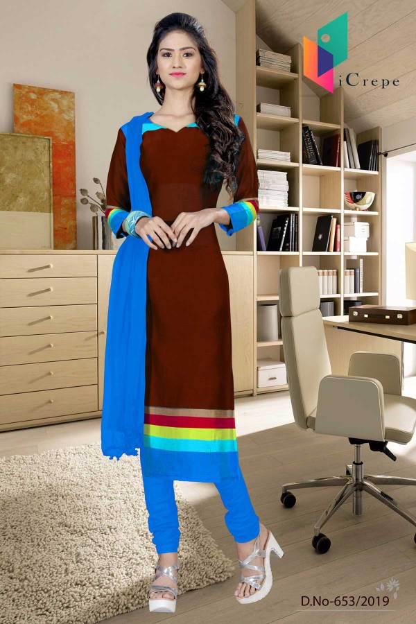coffee-blue-italian-crepe-silk-college-uniform-salwar-kameez-653