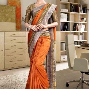 offwhite-and-orange-fancy-school-uniform-saree-856-19