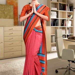 pink-and-oange-fancy-school-uniform-saree-855-19