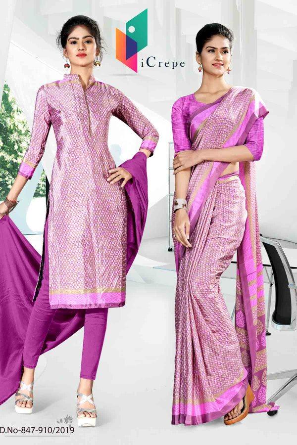 pink-icrepe-silk-school-uniform-saree-salwar-combo-847-910