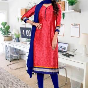 tomato-ink-blue-premium-italian-silk-crepe-salwar-kameez-for-staff-uniform-sarees-01028