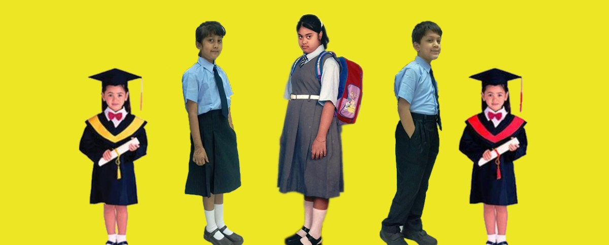 School uniform suppliers in UAE