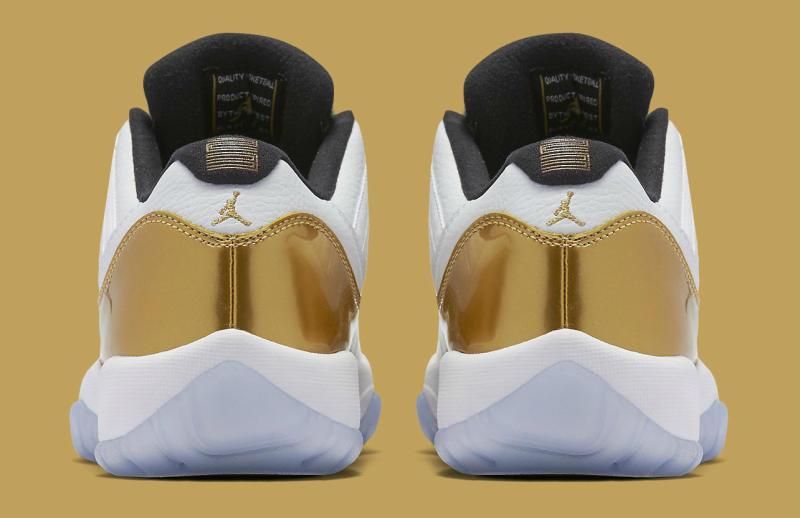 Air Jordan 11 Back View