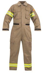 PROPPER Extrication Suit - F5141 - Khaki 01