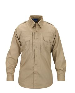PROPPER Tactical Shirt - men-long sleeve - F531250250-khaki