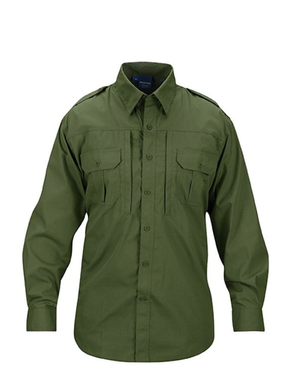 PROPPER Tactical Shirt - men-long sleeve - F531250330-olive