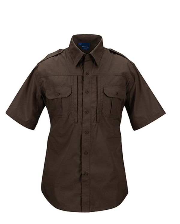 PROPPER Tactical Shirt-short-sleeve-mens-F531150200-sheriffs-brown