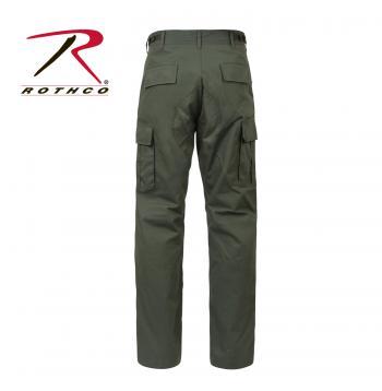 ROTHCO Rip-Stop BDU Pant - 5935-D1 - Olive Drab