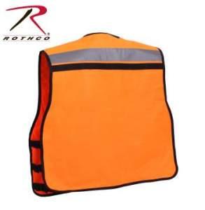 Rothco EMS Rescue Vest - 9561-B - Orange