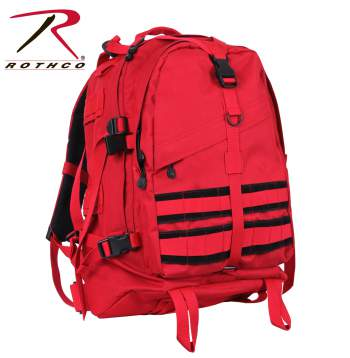Rothco Large Transport Pack - Red - 72977-B1