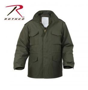 Rothco M-65 Field Jacket - 8238-A - Olive Drab