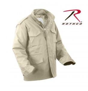 Rothco M-65 Field Jacket - 8254-B - Khaki