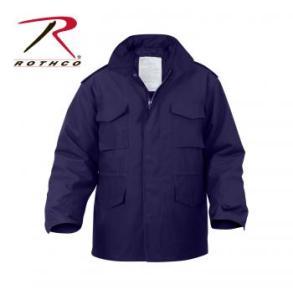 Rothco M-65 Field Jacket - 8527-A - Navy Blue