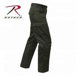 Rothco Tactical BDU Pants - 7838-B - Olive Drab